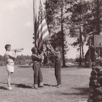 Red Arrow Camp 1920-1960s
