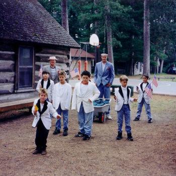 Red Arrow Camp 1995