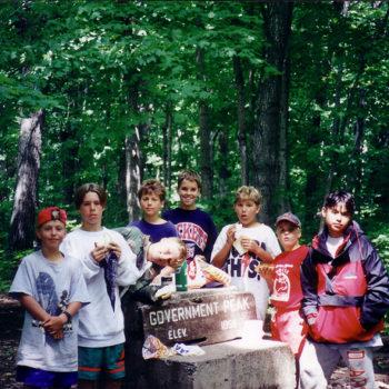 Red Arrow Camp 1996
