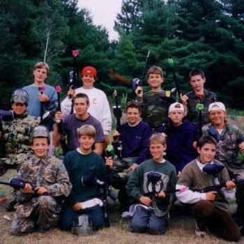 Red Arrow Camp 1998