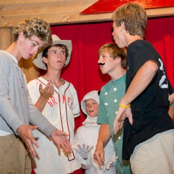 Red Arrow Camp 2015
