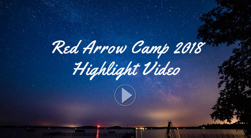 Red Arrow Camp 2018 Highlights