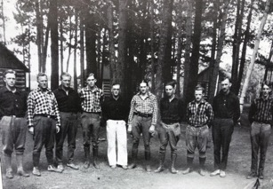 Red Arrow Camp Blog Post Old Crew